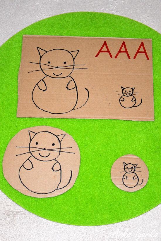tekturki z kotami