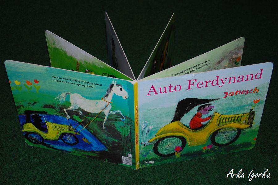 Auto Ferdynand 7