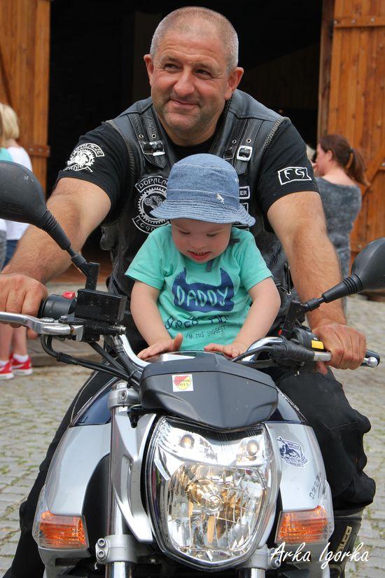 Igor na motorze 1