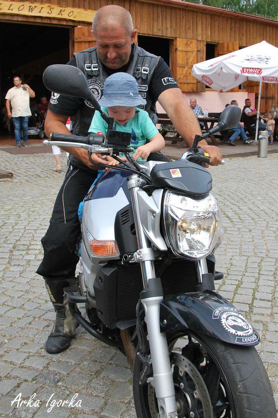 Igor na motorze 3