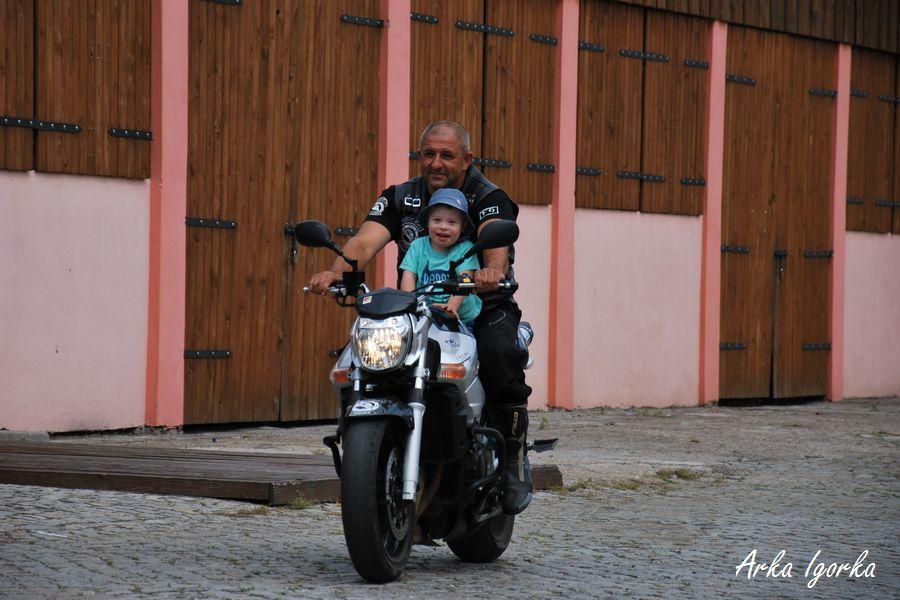 Igor na motorze 6