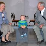 Muzeum Miedzi w Legnicy z Babcią Elą i Dziadkiem Lechem