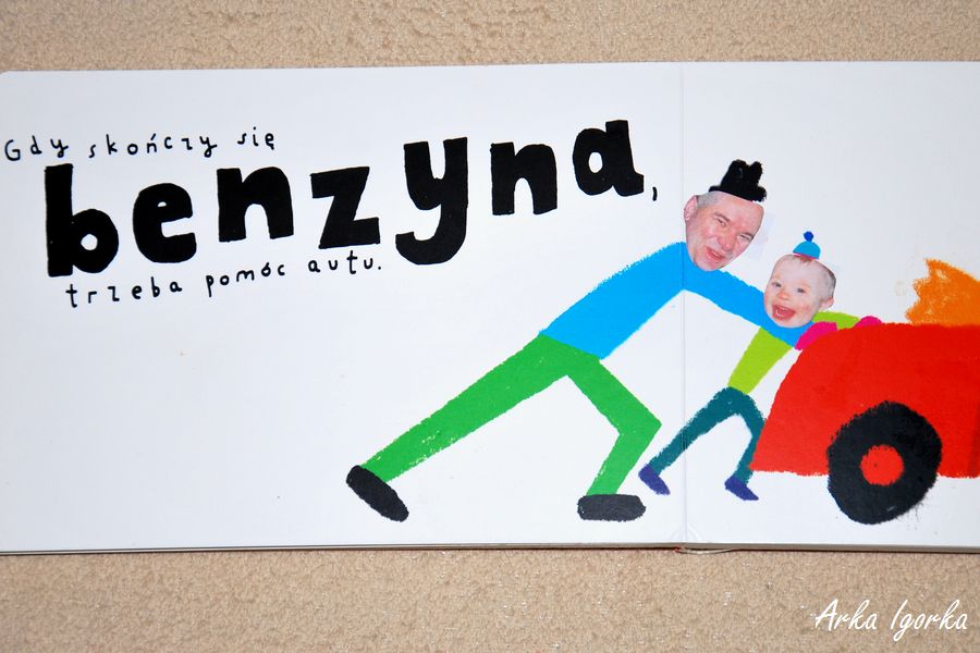 benzyna it