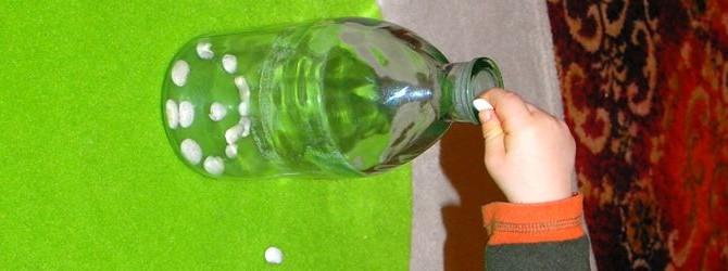 Fasolki do butelki