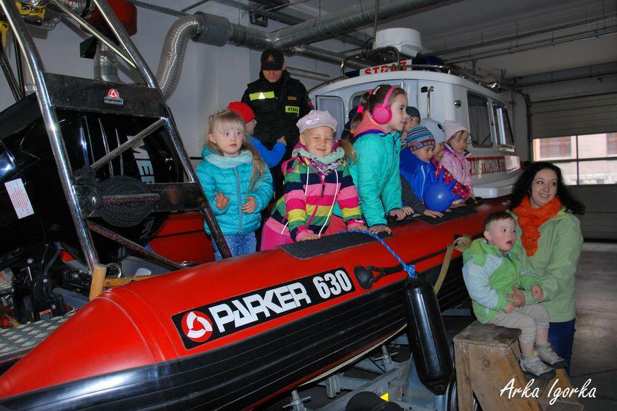 straż dzieci w łodzi